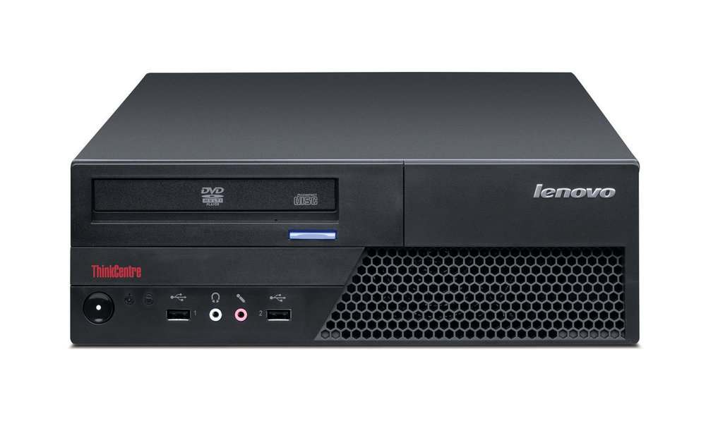 Lenovo ThinkCentre M58e Small Form Factor Standard PC: Intel Core 2 Duo E8400 3.00GHz, 4GB RAM, SATA 3.5