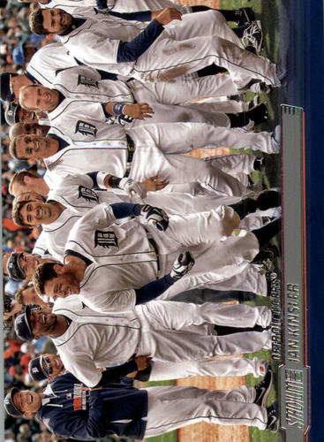 Photo of 2014 Stadium Club #71 Ian Kinsler