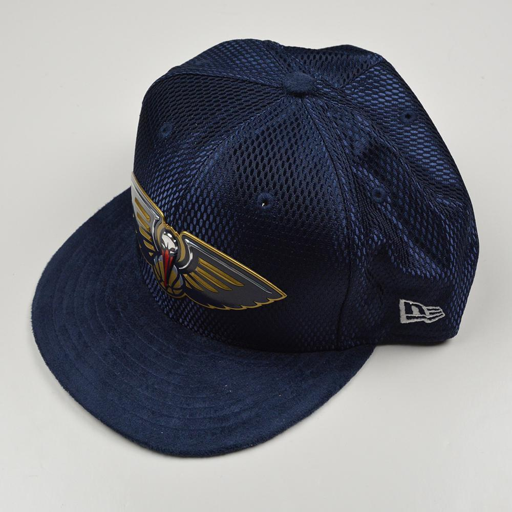 Frank Jackson - New Orleans Pelicans - 2017 NBA Draft - Backstage Photo-Shoot Worn Hat