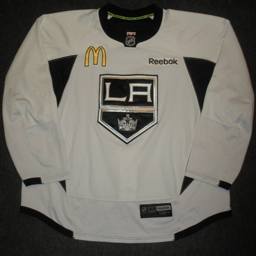 Colin Fraser - 2014 Stanley Cup Final - Los Angeles Kings - Practice-Worn Jersey