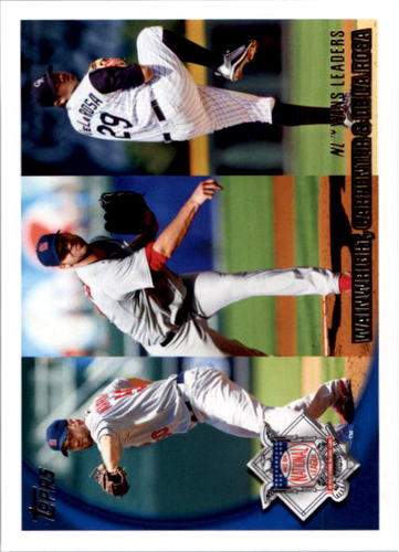Photo of 2010 Topps #73 Adam Wainwright/Chris Carpenter/Jorge De La Rosa