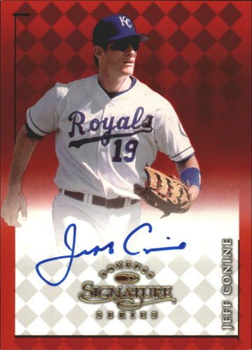 Photo of 1998 Donruss Signature Autographs #23 Jeff Conine/1400*