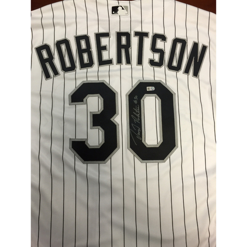 Photo of Sox Pride Club 2015 Auction: David Robertson Autographed Jersey