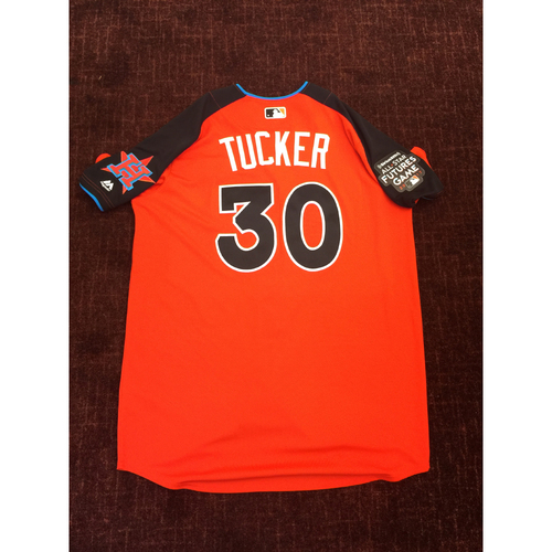 2017 All-Star Futures Game Auction: Kyle Tucker Batting Practice Used Top