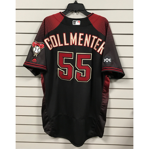 Photo of Josh Collmenter Team-Issued 2016 Los D-backs Jersey