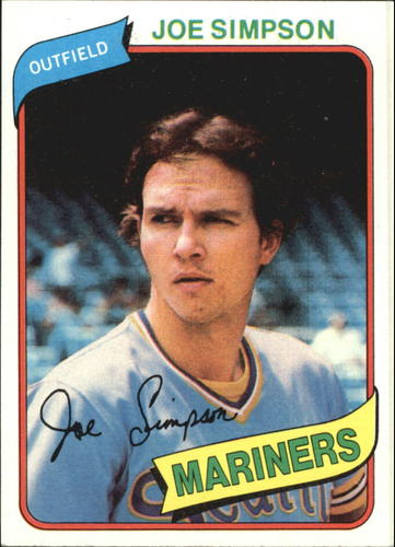Photo of 1980 Topps #637 Joe Simpson