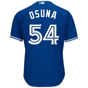 Toronto Blue Jays Cool Base Replica Roberto Osuna Alternate Jersey by Majestic