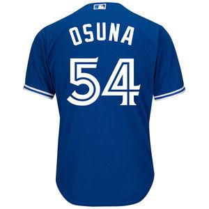 Toronto Blue Jays Cool Base Replica Roberto Osuna Alternate Jersey by Majestic