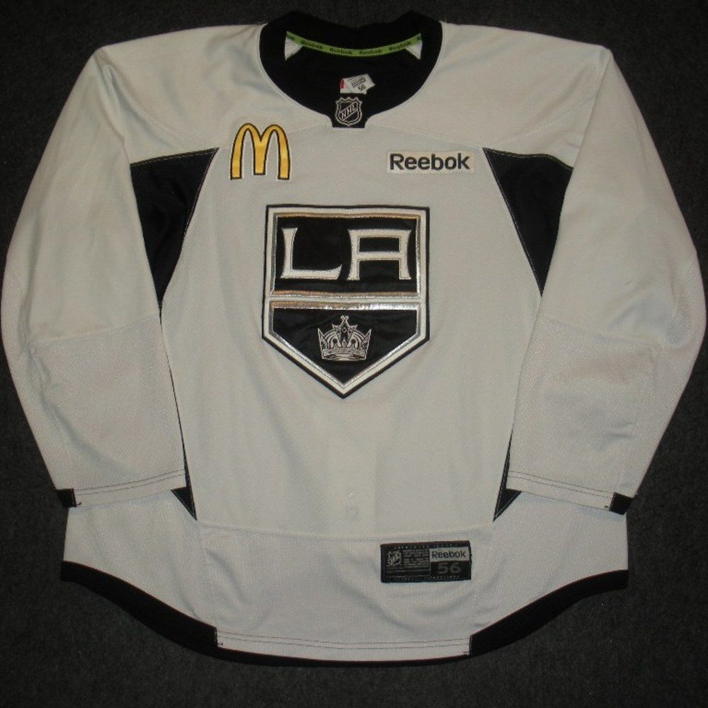 Marian Gaborik - 2014 Stanley Cup Final - Los Angeles Kings - Practice-Worn Jersey