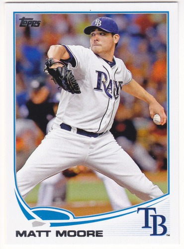 Photo of 2013 Topps #419 Matt Moore