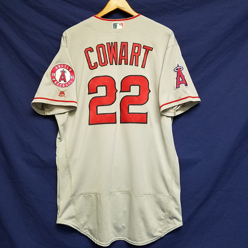 Photo of Kaleb Cowart Team-Issued 2016 Road Jersey