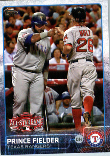 Photo of 2015 Topps Update #US370 Prince Fielder