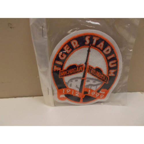 Photo of Tiger Stadium Patch