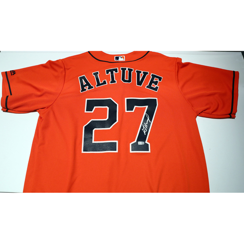 Photo of Compton Youth Academy Auction: Jose Altuve Signed Jersey
