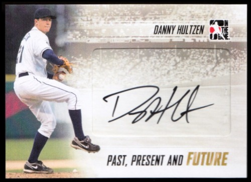 Photo of 2014 ITG Past Present Future Autographs #PPFDH4 Danny Hultzen