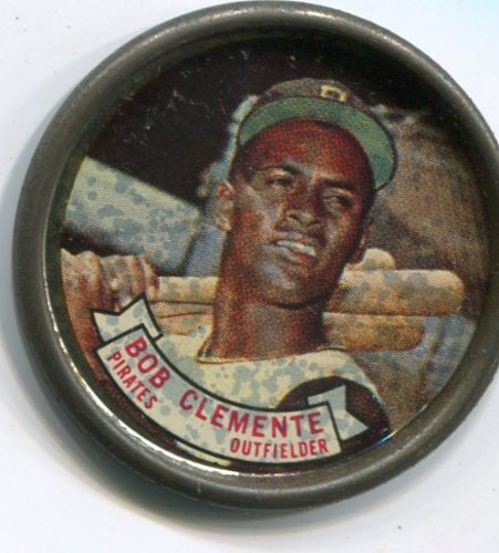 Photo of 1964 Topps Coins #55 Roberto Clemente