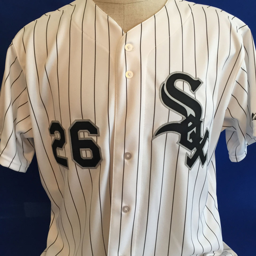 Photo of UMPS CARE AUCTION: Avisail Garcia Signed White Sox Jersey Size 50