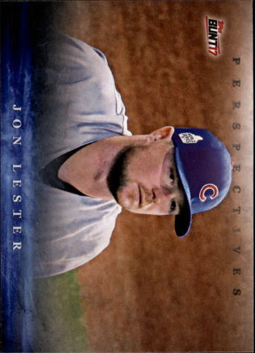 Photo of 2017 Topps Bunt Perspectives #PJLE Jon Lester