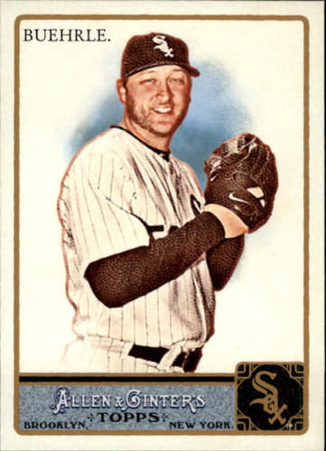 Photo of 2011 Topps Allen and Ginter #181 Mark Buehrle