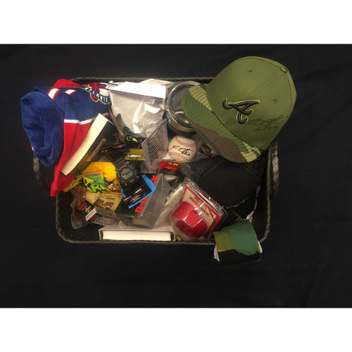 Braves Charity Auction - Braves Wives Favorite Things Basket - Rex Brothers