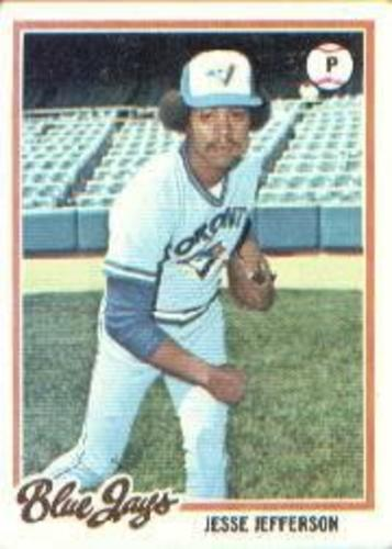 Photo of 1978 Topps #144 Jesse Jefferson