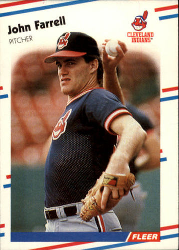 Photo of 1988 Fleer #608 John Farrell RC