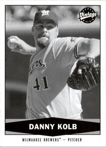 Photo of 2004 Upper Deck Vintage Black and White #253 Danny Kolb