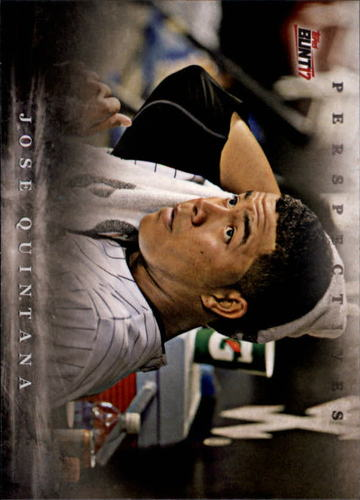 Photo of 2017 Topps Bunt Perspectives #PJQ Jose Quintana