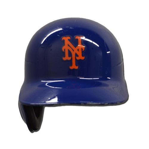 Photo of Jerry Blevins #39 - Game Used Batting Helmet - Mets vs. Braves - 9/26/17
