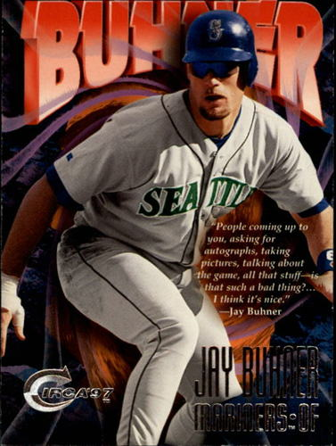 Photo of 1997 Circa #72 Jay Buhner