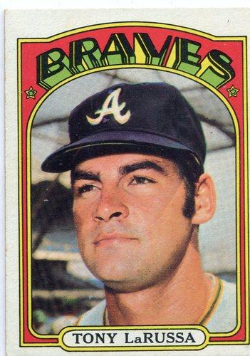 Photo of 1972 Topps #451 Tony LaRussa