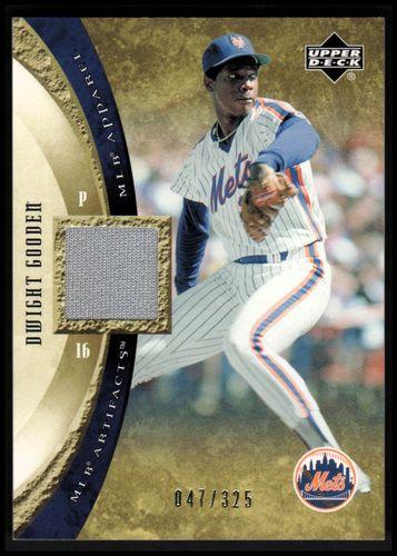 Photo of 2005 Artifacts MLB Apparel #DG Dwight Gooden Pants/325