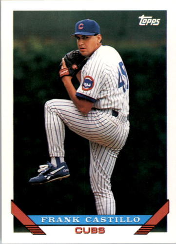 Photo of 1993 Topps #533 Frank Castillo