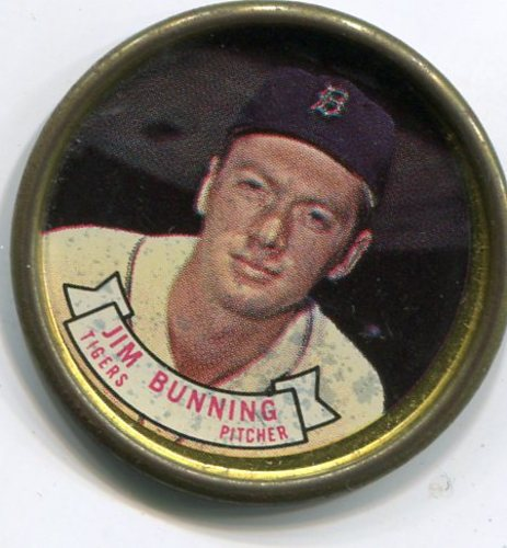 Photo of 1964 Topps Coins #93 Jim Bunning