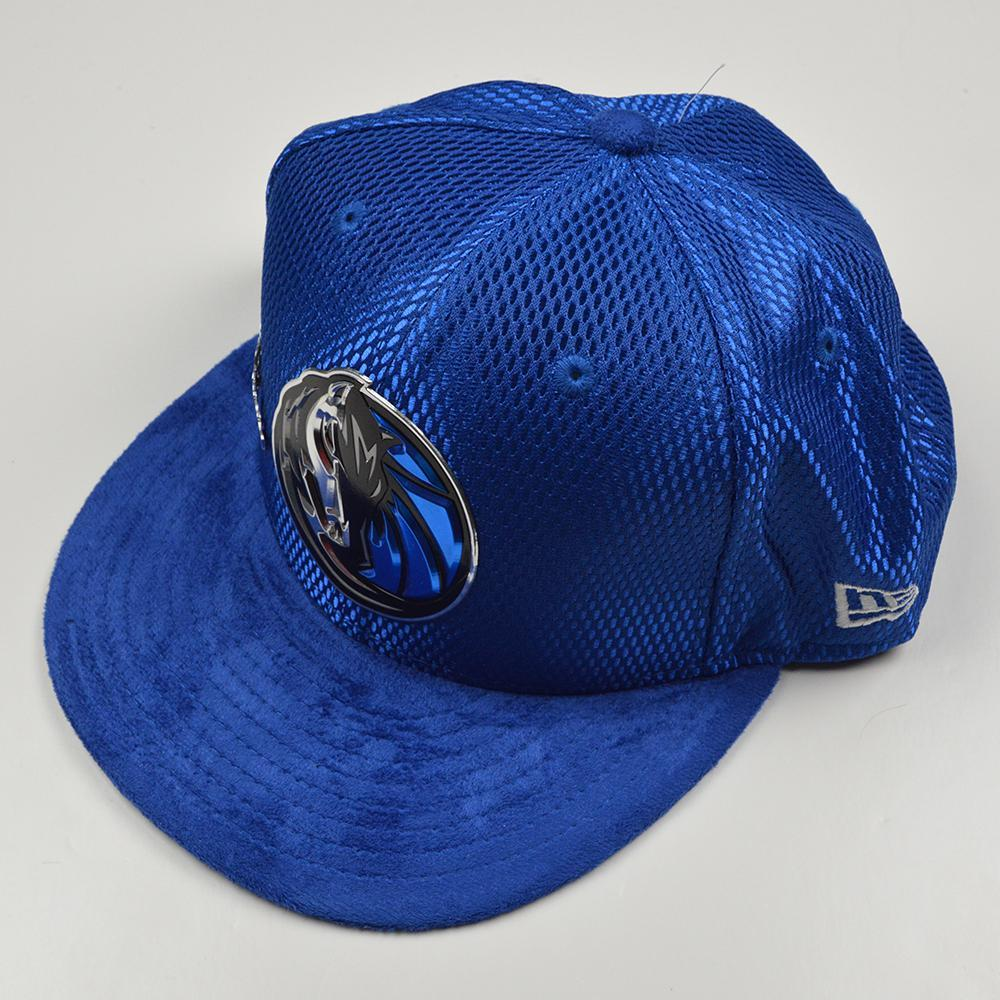 Dennis Smith Jr - Dallas Mavericks - 2017 NBA Draft - Backstage Photo-Shoot Worn Hat