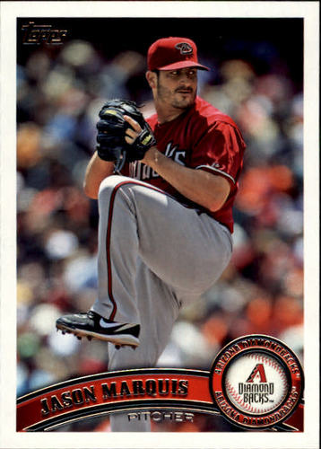 Photo of 2011 Topps Update #US62 Jason Marquis