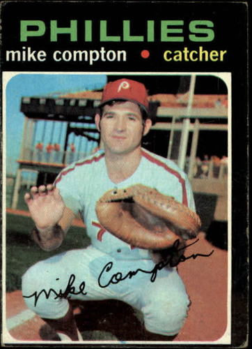 Photo of 1971 Topps #77 Mike Compton RC