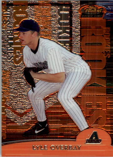 Photo of 2000 Finest #251 Lyle Overbay RC