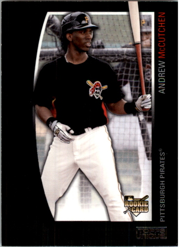 Photo of 2009 Topps Unique #196 Andrew McCutchen (RC)