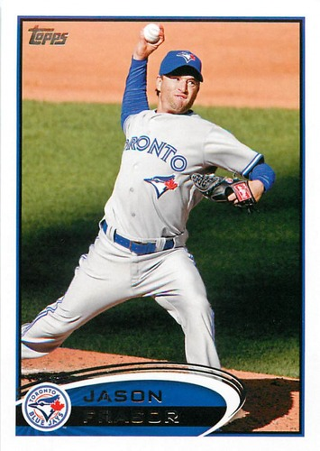 Photo of 2012 Topps Update #US201 Jason Frasor
