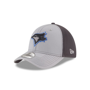 Toronto Blue Jays Youth Greyed Out Neo Stretch Cap by New Era