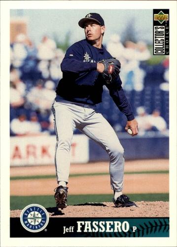 Photo of 1997 Collector's Choice #482 Jeff Fassero