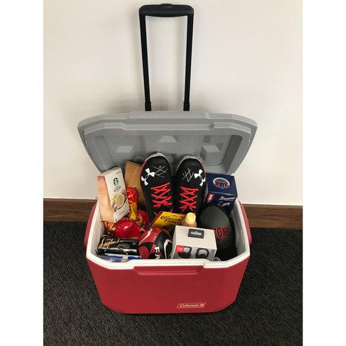 Braves Charity Auction - Braves Wives Favorite Things Basket - Freddie Freeman