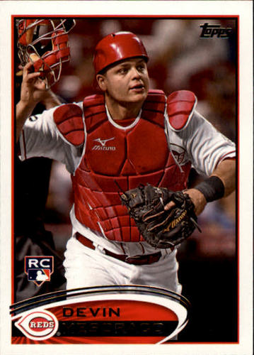 Photo of 2012 Topps #41 Devin Mesoraco RC