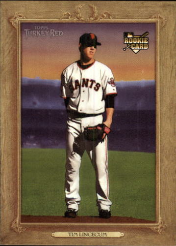 Photo of 2007 Topps Turkey Red #88 Tim Lincecum RC