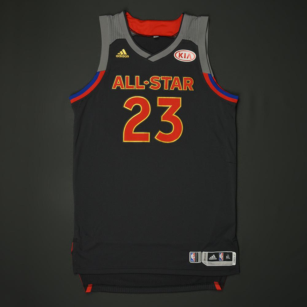 Anthony Davis - 2017 NBA All-Star Game - Western Conference - Autographed Jersey