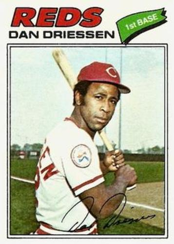 Photo of 1977 Topps #23 Dan Driessen