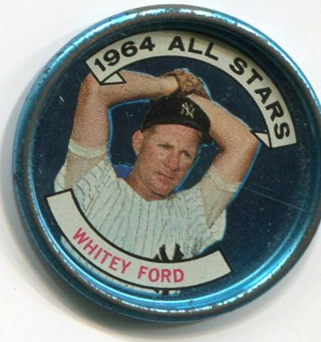 Photo of 1964 Topps Coins #139 Whitey Ford AS