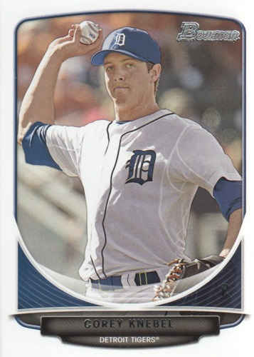 Photo of 2013 Bowman Draft Draft Picks #BDPP18 Corey Knebel