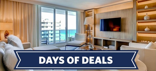 FOUR-NIGHT VACATION TO MIAMI, FLORIDA WITH EXCLUSIVE RESORTS®